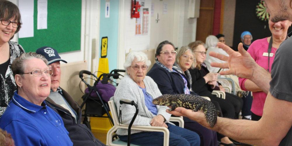 Age Care Presentations